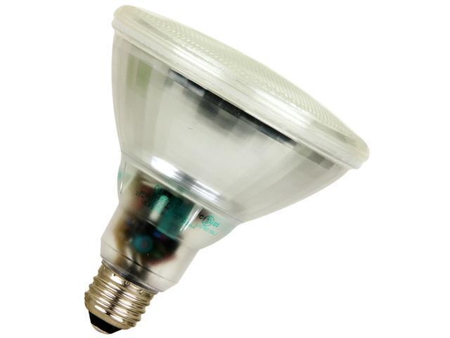 Feit Electric BPESLQ23PAR38/E 23 Watt PAR38 Hard Glass Reflector CFL Ecobulb