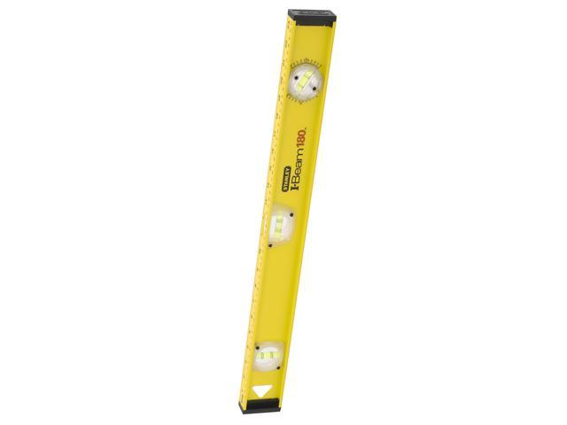 "Stanley Hand Tools 42-328 48"" I-Beam 180™ Level"