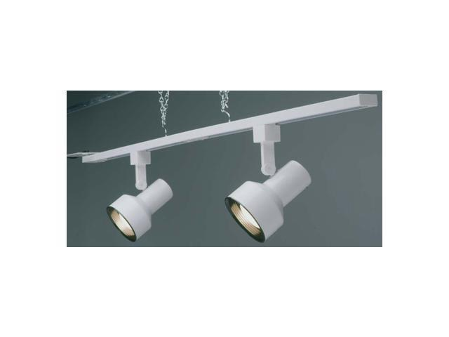 regent lighting white 2 39 white track lighting. Black Bedroom Furniture Sets. Home Design Ideas