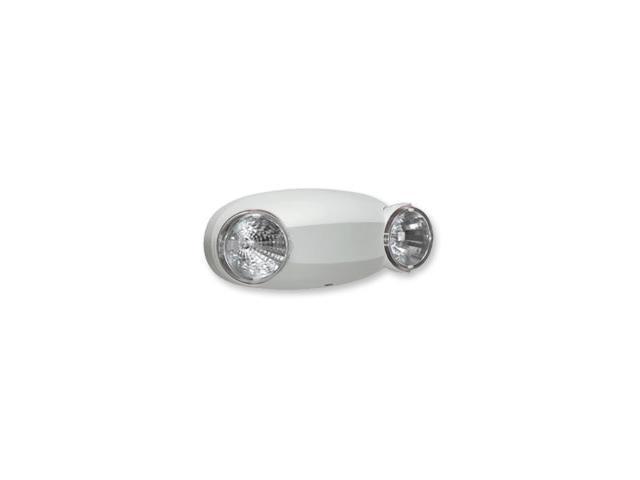 Lithonia Lighting Quantum White Thermoplastic Emergency Lighting Units