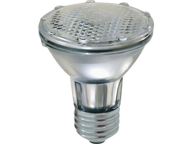 GE Lighting 14928 50 Watt PAR20 Narrow Halogen Spot Light Bulb