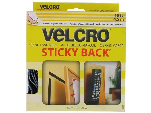 """Velcro 90084 3/4"""" X 15' Navy Sticky Back® Tape"""