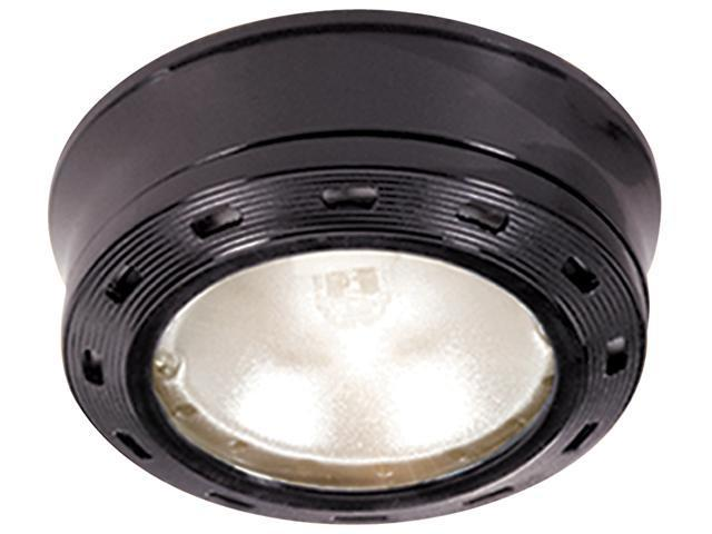 Good Earth Lighting SUNSPOT Black 3 Xenon Puck Light