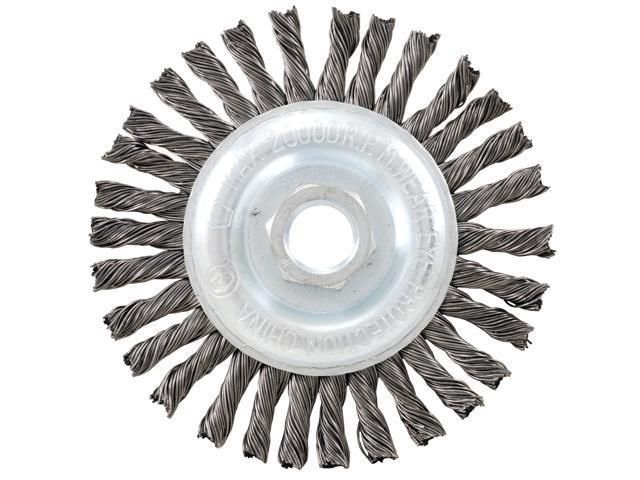 "Vermont American 16835 4"" Industrial Wire Wheel"