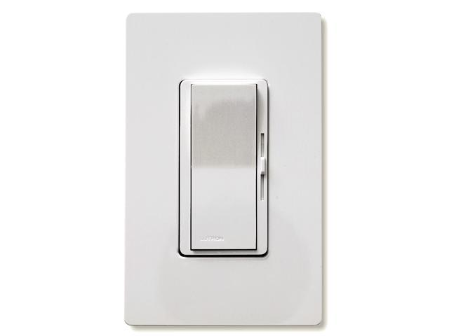 Lutron DVW600PH-WH White Diva® Duo Dimmers