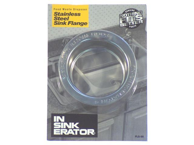 Insinkerator FLGSS Stainless Steel Garbage Disposer Sink Flanges