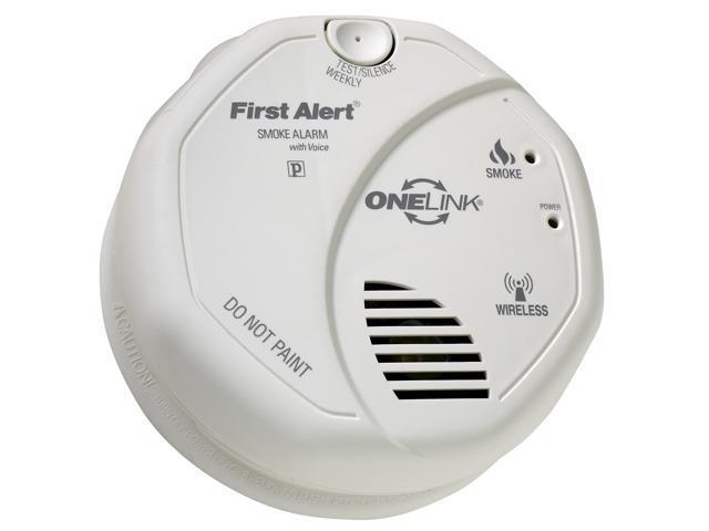 first alert sa511cn2 3st 2 pack onelink smoke detector. Black Bedroom Furniture Sets. Home Design Ideas