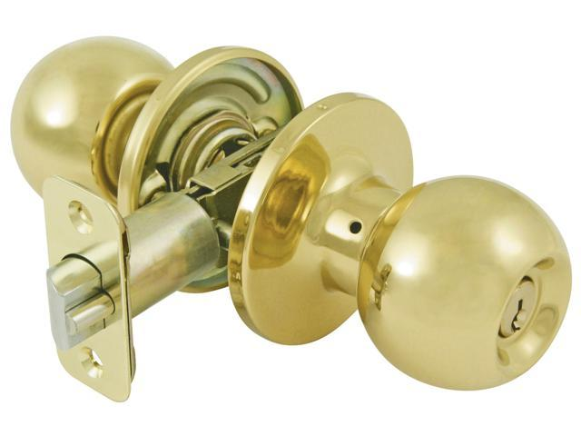 Ultra Hardware 43999 Polished Brass Finish Entry Locksets The Chestnut Hill