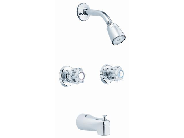 Moen 82419 Two Handle Tub & Shower Faucet
