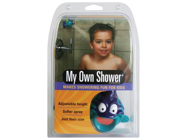 Rinse Ace 4210 My Own Shower Showerhead Just For Kids