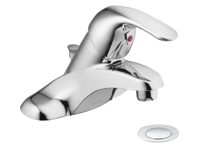 Moen CAL84502 Adler One Handle Low Arc Lavatory Faucet