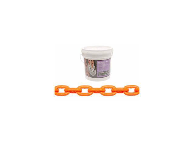 Campbell 0231912 Tow Chain With Clevis Grab Hooks