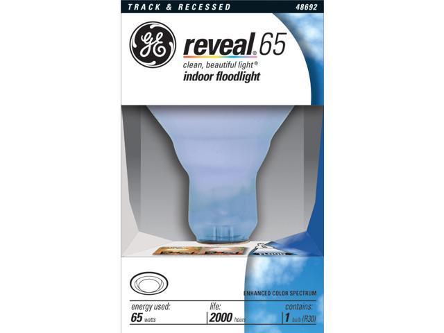 GE Lighting 48692 65 Watt Reveal™ Indoor Recessed & Track Flood Light Bulb