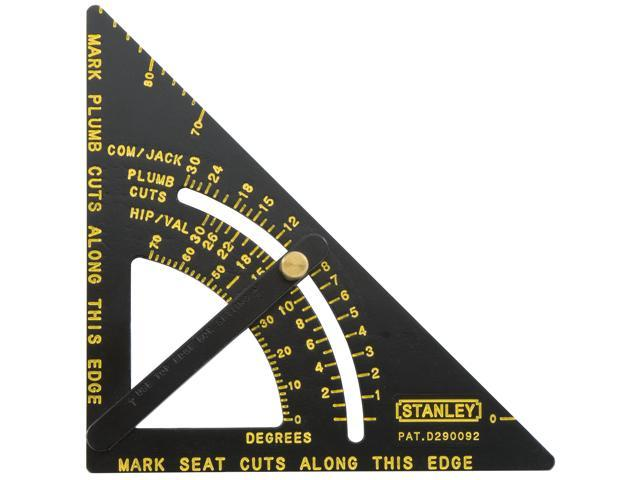 Stanley Hand Tools 46-053 Contractor Grade Quick Square®