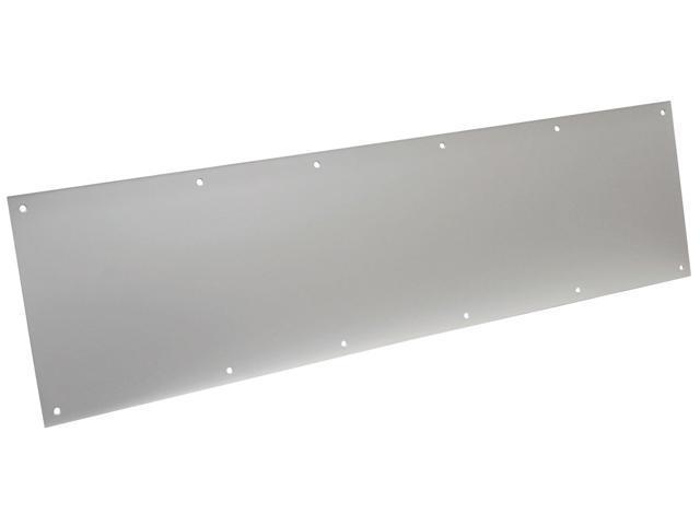 "Ultra Hardware 57820 8"" X 34"" Aluminum Kick Plate"