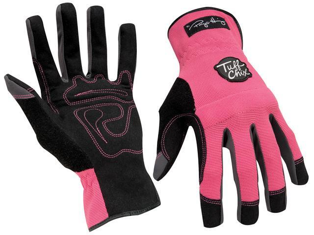 Ironclad TCX-22-S Small Womens TUFF CHIX™ Landscaper Work Gloves