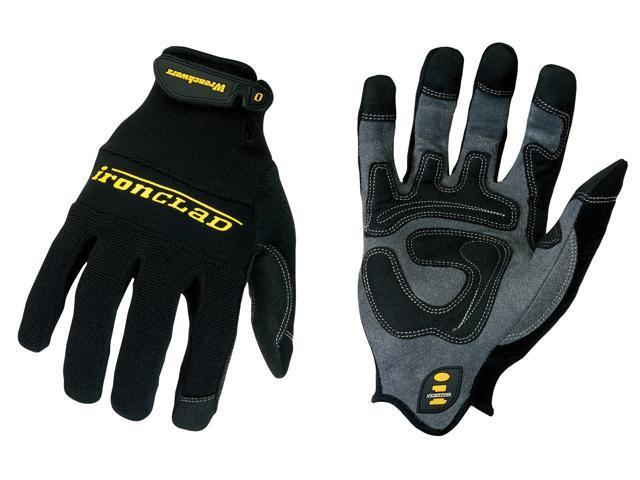 Ironclad WWX-04-L Large Wrenchworx® Professional Mechanic Gloves