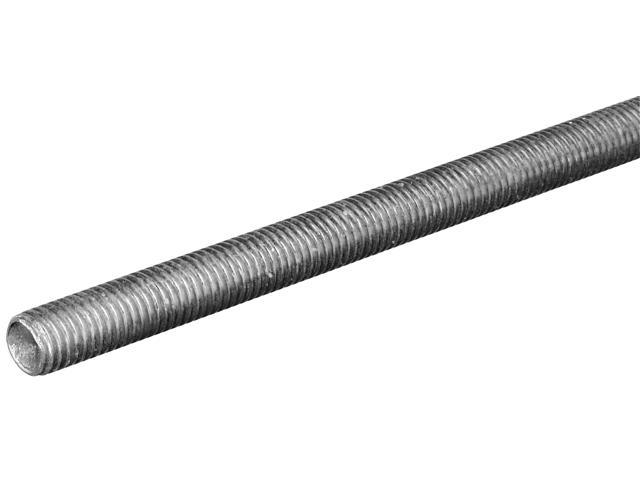 "Boltmaster 11046/10316 1"" X 36"" Threaded Rod NC Zinc"