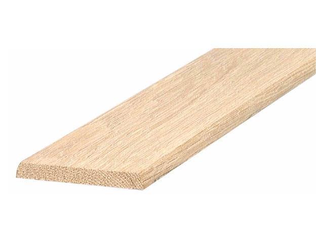 "MD 11924 36"" Solid Oak Threshold"
