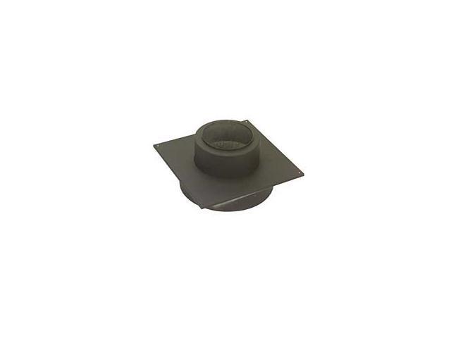 "Selkirk Metalbestos 8T-FSP 8"" Black Matte Finish Support Package"