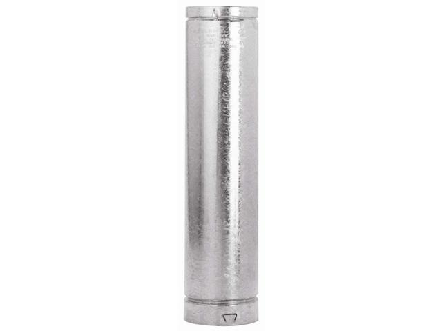 "Selkirk Metalbestos 3RV-4 3"" X 48"" RV Gas Vent Round Pipe"