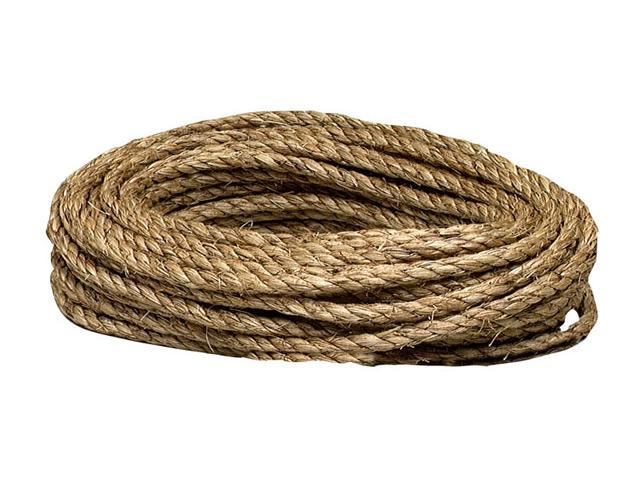 The Lehigh Group MS850HD Twisted Manila Rope