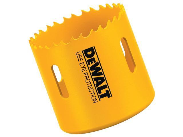"""Dewalt D180034 2-1/8"""" Bi-Metal Hole Saw"""