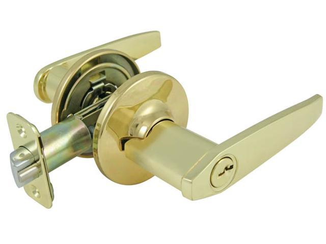 Ultra Hardware 44465 Wynnewood Entry Lever