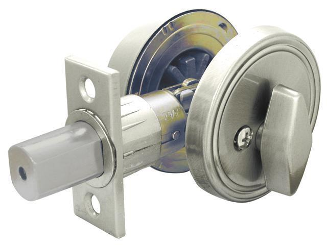 Ultra Hardware 43625 Satin Nickel With Eternity Finish™ Standard Duty Single Cyli Deadbolts