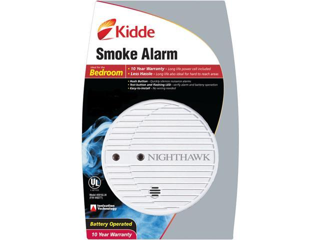 Kidde 900-0136-020 Nighthawk Smoke Alarm