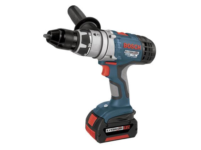 Bosch Power Tools 17618-01 18 Volt Litheon Brute Tough Hammer Drill Driver
