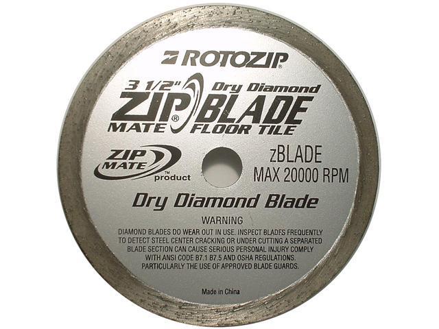 Rotozip RZDIA1 Zip Mate Diamond Cutting Blade