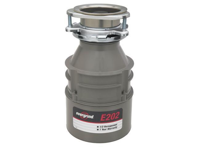 Insinkerator Evergrind E202 1/2 HP Garbage Disposer