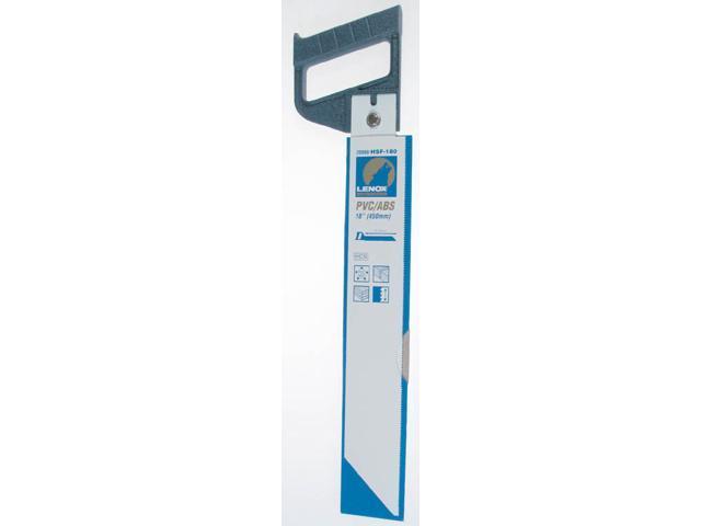 """Lenox 20980-HSF18 18"""" x 2 5/8"""" PVC Pipe Handsaw"""