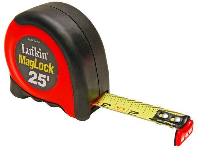 Lufkin AL725MAG 25' MagLock Tape Rule
