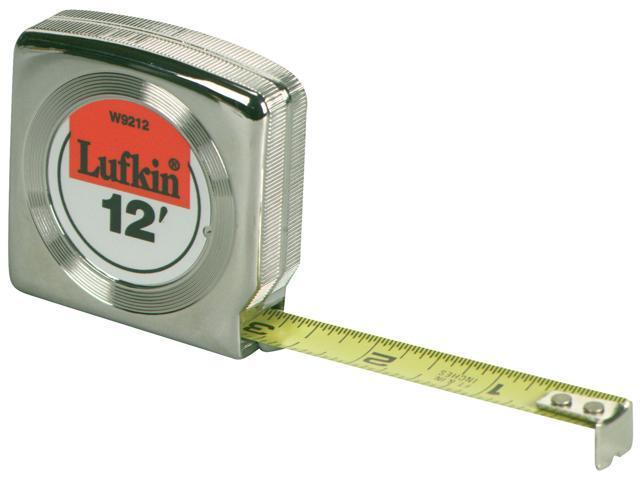 Lufkin W9312D 12' Mezurall Tape Measure