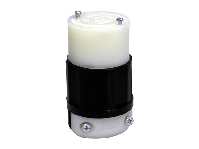 Leviton 165-2413-0 Industrial Grade Locking Connector
