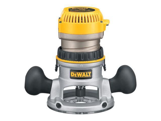 Dewalt DW616 1-3/4 HP Fixed Base Router