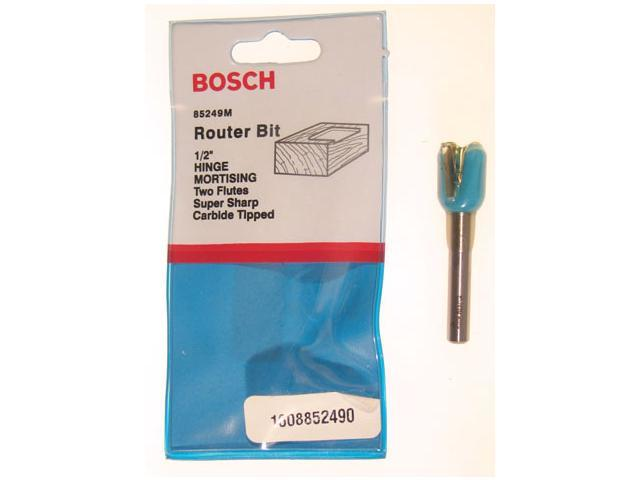 Bosch Power Tools 85249M Hinge Mortising Router Bit