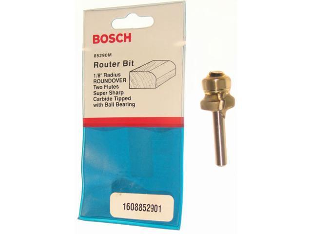 Bosch 1 2 Radius Roundover Carbide Tipped Router Bit 85595M