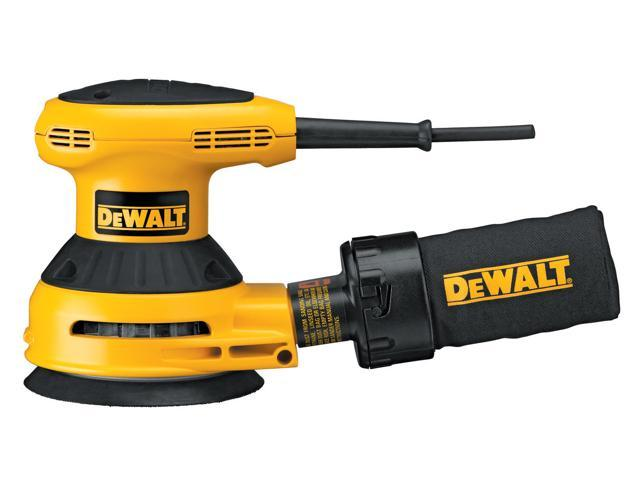 "Dewalt D26451 5"" Heavy Duty Random Orbit Sander"