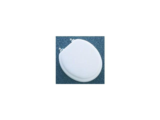 Mayfair 13CP-000 Round Deluxe Soft Toilet Seat