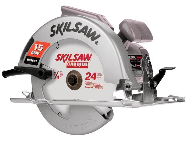 "Skil HD5687-01 7-1/4"" 15 Amp Skilsaw® Corded Circular Saw"