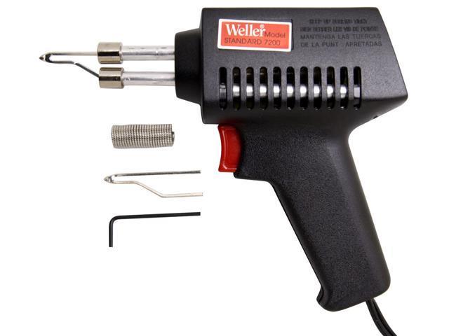 Weller 7200PK 75 Watt Standard Lightweight Soldering Gun Kit