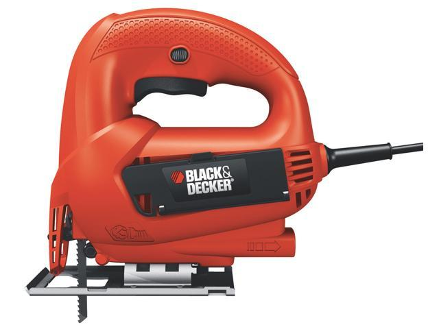 Black & Decker JS515 4.5 Amp VS Jig Saw