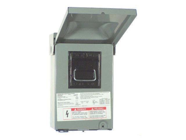 Siemens WF2060U 60 Amp Main Breaker Disconnects