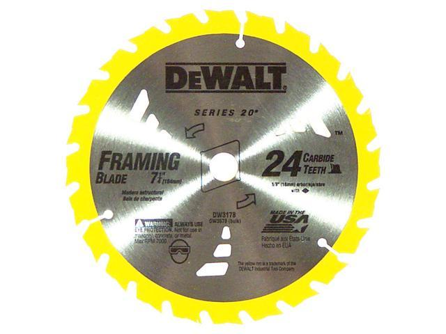 Dewalt DW3578B10 7-1/4