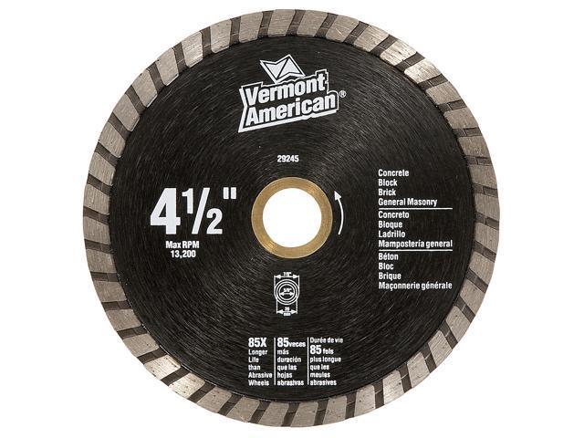 Vermont American 29245 4-1/2