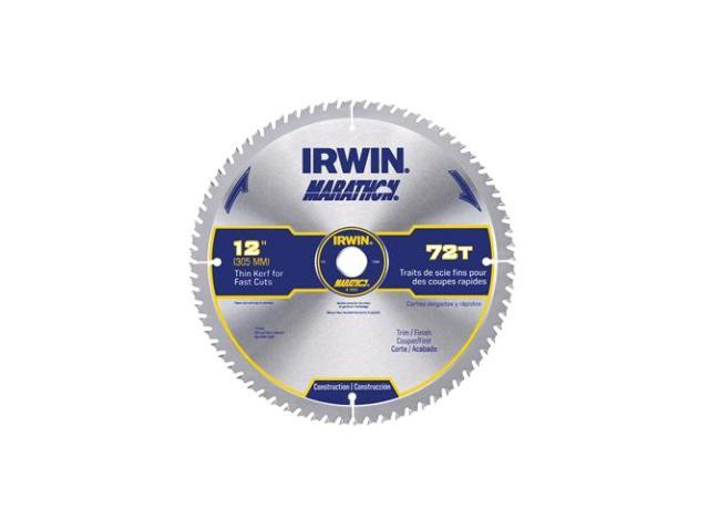 "Irwin Marathon 14082 12"" Marathon® Miter & Table Saw Blades"