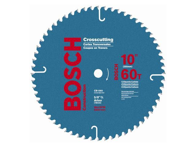 Bosch Power Tools CB1060 Crosscutting Circular Saw Blade